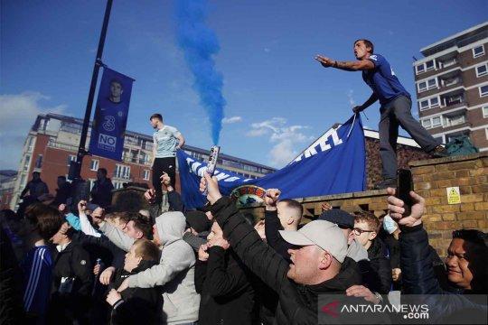 Liga Champions : Jelang leg kedua Chelsea vs Madrid