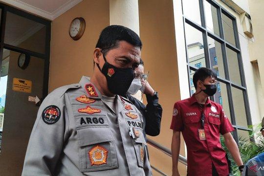 Densus 88 tangkap DPO terduga teroris di Sukabumi