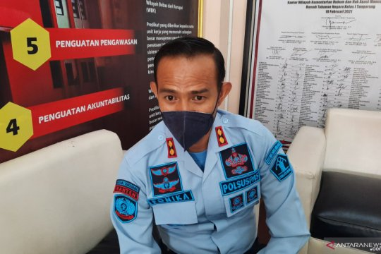 752 warga binaan di Rutan Tangerang dapat remisi Idul Fitri