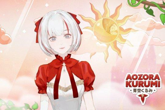 Aozora Kurumi, idola virtual pertama airasia