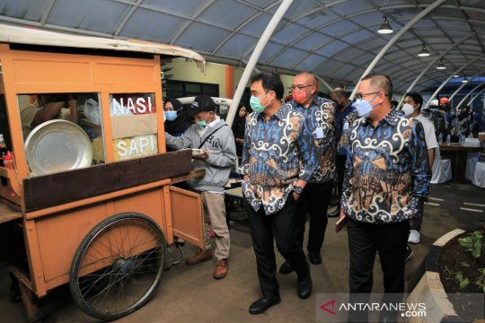 LPDB KUMKM gandeng 8 inkubator dampingi wirausaha baru