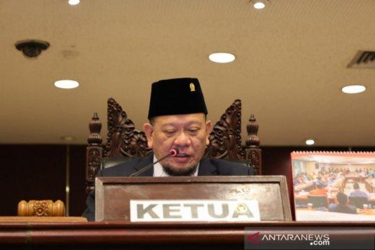 LaNyalla sampaikan pesan bagi Komite I hingga Komite IV DPD RI