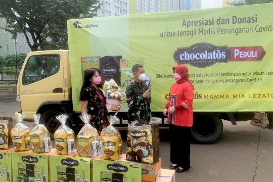 Garudafood beri Rp7,2 miliar bantu masyarakat terdampak pandemi