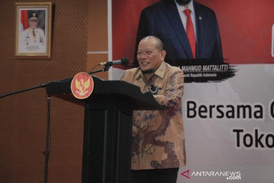 Ketua DPD RI minta pemerintah perhatikan bansos warga suku terpencil