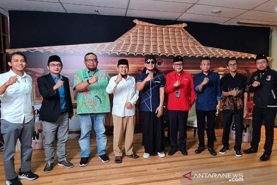 Sekjen parpol koalisi Jokowi-Ma'ruf buka puasa bersama di Kantor PDIP