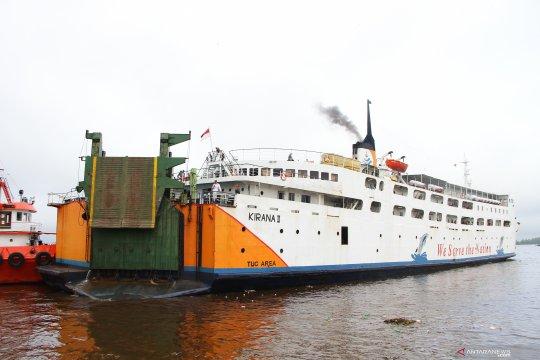 Dharma Lautan Utama layani truk logistik sampai H-2 Lebaran