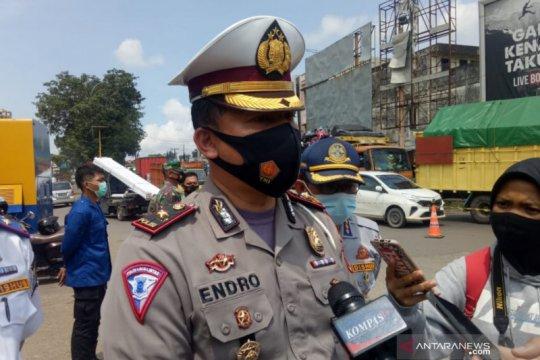 Penyekatan di posko KM 12 dan Nilakandi jadi fokus utama di Palembang