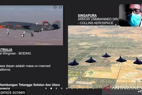 PSAPI: TNI perlu membentuk Pusat Komando Pertahanan Sibernika Udara