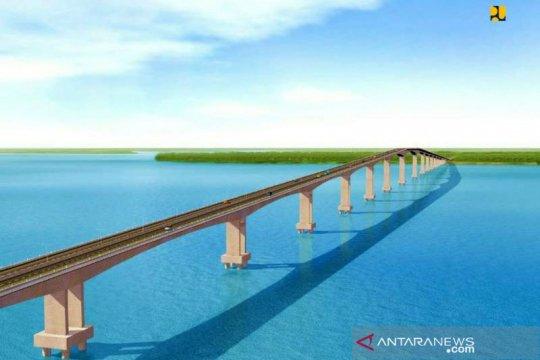 Menteri PUPR: Proyek Jembatan Batam-Bintan untuk pengembangan kawasan