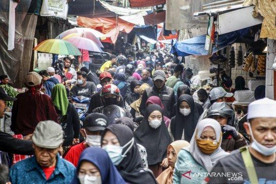 Pemerintah perlu antisipasi kerumunan di pasar dan mal jelang lebaran