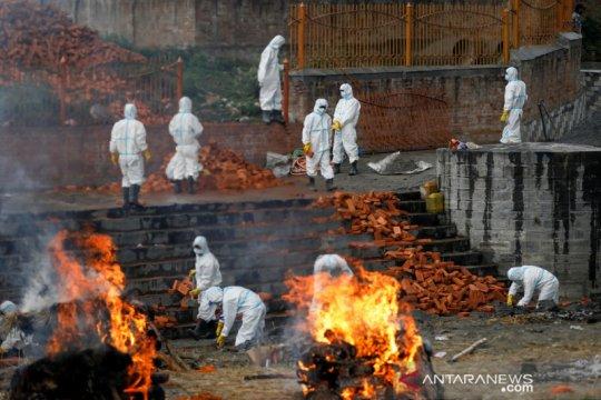 Ilmuwan Inggris akui varian baru virus corona India mengkhawatirkan