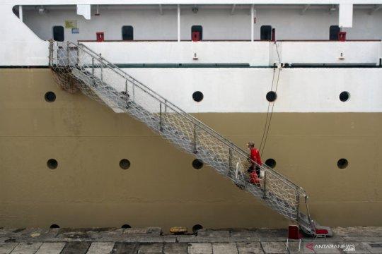 Pelni angkut 5.000 penumpang hari pertama setelah peniadaan mudik