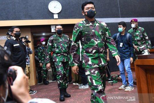 Raker DPR bahas KRI Nanggala-402
