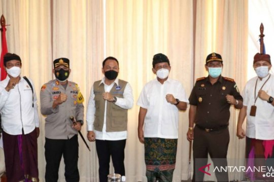 """Satgas COVID-19 Nasional temukan dua desa """"bebas"""" COVID-19 di Buleleng"""