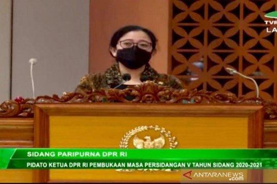Puan minta Pemerintah persiapkan matang kebijakan jelang Idul Fitri