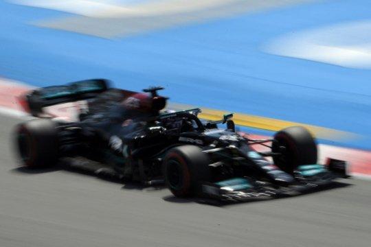 Bottas tercepat dalam latihan pertama GP Spanyol