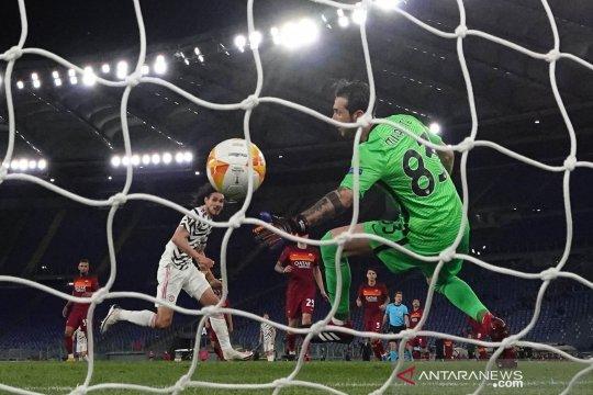 Liga Europa : Kalah 2-3 dari Roma, MU melangkah ke final