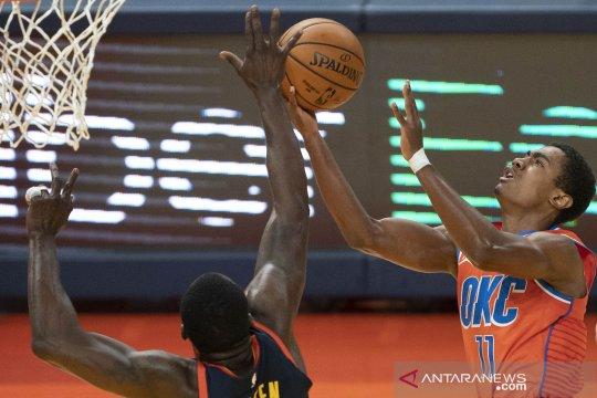 NBA : Warriors menang atas Thunder 118-97