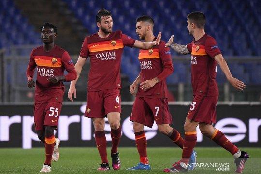 Babak kedua di Old Trafford penyesalan terbesar Roma musim ini