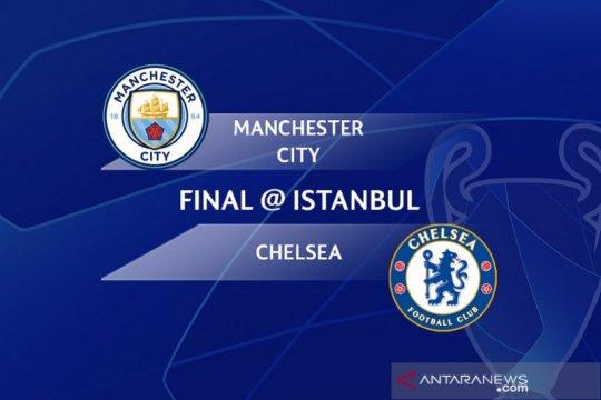 Bisakah suporter lokal City dan Chelsea hadiri final Champions?