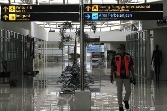 Larangan mudik, penerbangan ke NTT dihentikan sementara