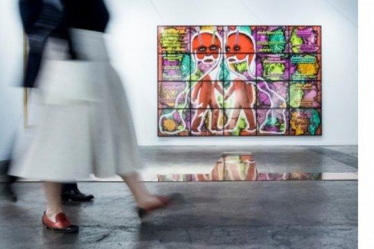 Pameran seni kontemporer terkemuka di dunia hadir di bulan Mei 2021, Hong Kong rayakan kekuatan seni di platform online dan offline