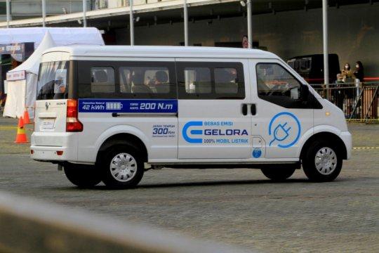 DFSK Gelora E siap bantu mobilitas di sektor pariwisata prioritas