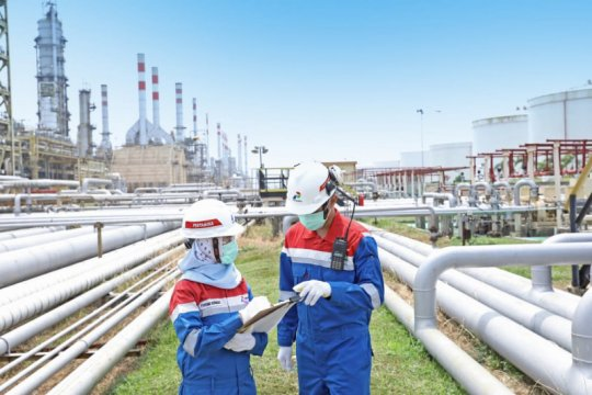 Komitmen turunkan emisi, Pertamina raih 6 penghargaan emisi korporasi 2021