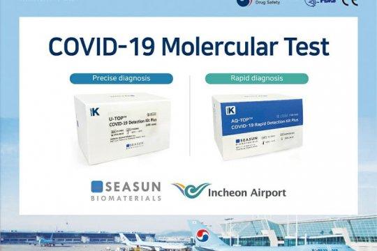 SEASUN BIOMATERIALS pasok sistem diagnostik molekuler COVID-19 ke Seoul National University