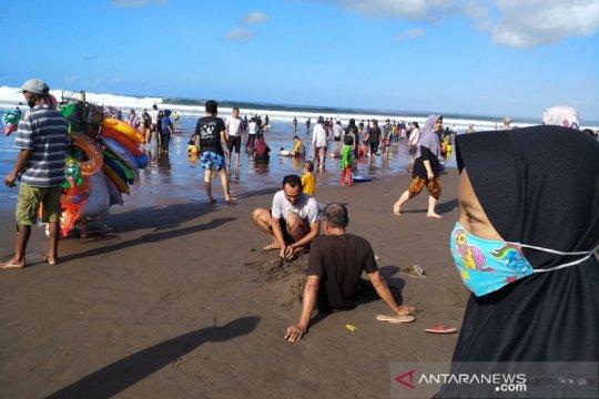 Wisata di Pangandaran tetap buka saat libur Lebaran