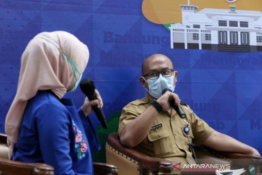 Disdagin Bandung siap tindak pedagang yang menimbun stok pangan