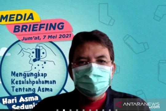 PB Perpari: Kesalahpahaman tentang asma di masyarakat masih kuat