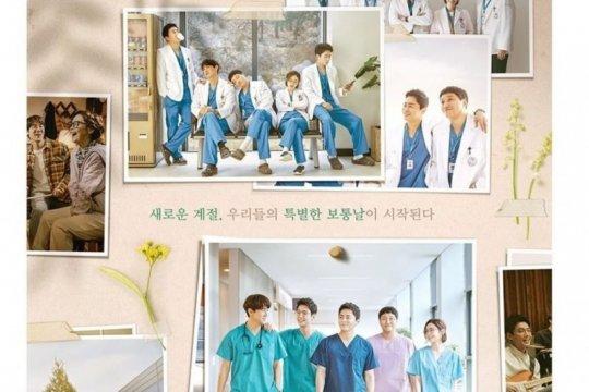 """Hospital Playlist"" musim kedua rilis poster terbaru"
