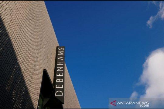 Setelah 242 tahun, toko Debenhams tutup permanen