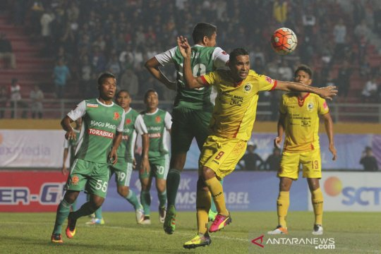 Semen Padang datangkan penyerang Badak Lampung Aldino Herdianto
