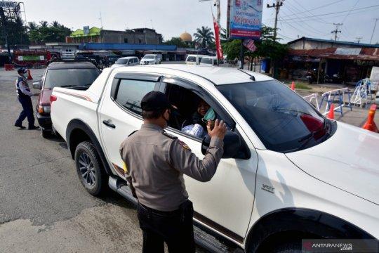 Riau waspadai lonjakan kasus COVID-19 di lima daerah