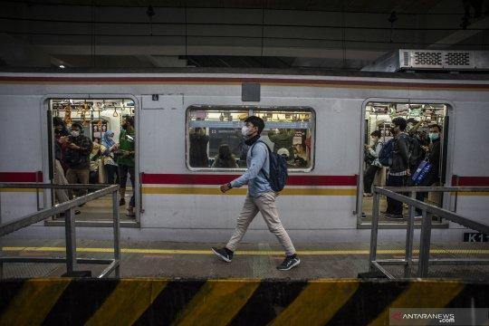 KAI Commuter tambah 14 perjalanan KRL mulai hari ini