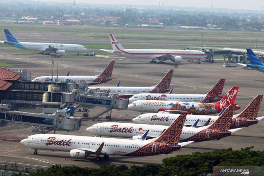 Ini syarat perjalanan internasional dengan transportasi udara