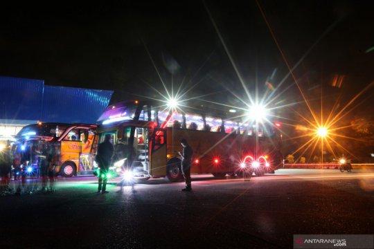 Terminal AKAP di Aceh sepi