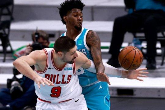Bulls andalkan pertahanan untuk kalahkan Pistons