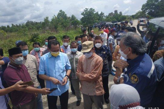 Kementerian ESDM sikapi penambangan timah ilegal di Bangka Tengah