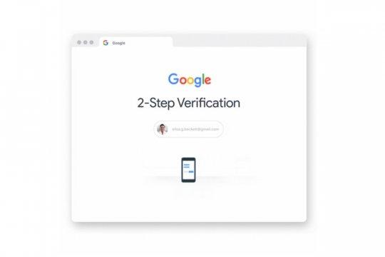 Kiat jaga keamanan akun Google