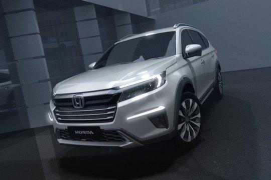 """Bandung jadi kota pertama """"roadshow"""" mobil konsep Honda N7X"""