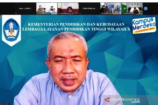81 PTS LLDIKTI Wilayah X peroleh hibah penelitian Kemdikbudristek