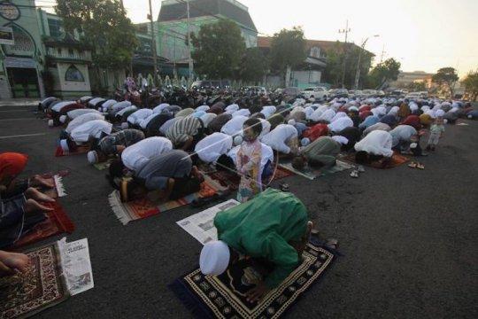 Pemkab OKI izinkan warga Shalat Idul Fitri di masjid dan lapangan