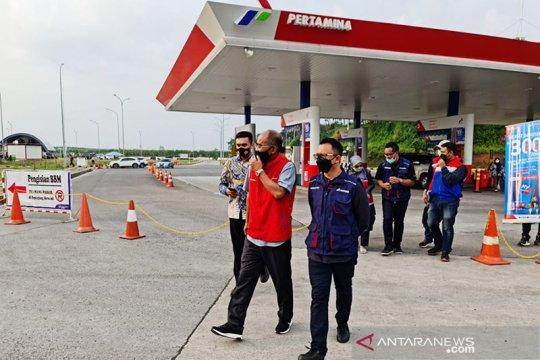 Pertamina pastikan stok BBM Idul Fitri aman