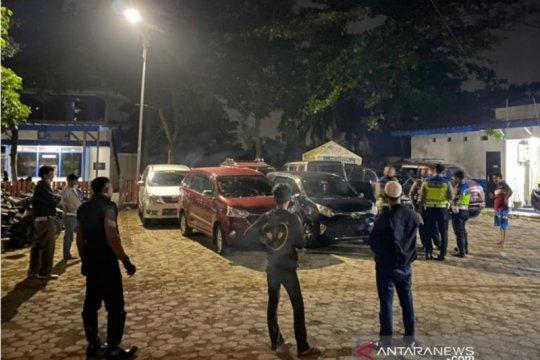 H-5 lebaran, puluhan kendaraan pemudik di Puncak dipaksa putar balik