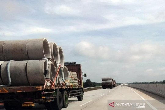 Hutama Karya targetkan 550 km Tol Trans Sumatera bakal rampung 2023