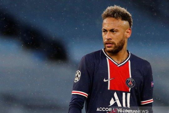 Neymar resmi bertahan dengan Paris Saint-Germain hingga 2025