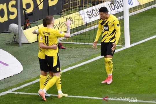 Dortmund bantu Bayern pastikan gelar juara seusai bekuk Leipzig